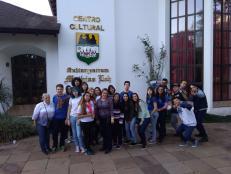 Curso Técnico em Química - Colégio Estadual Francisco Carneiro Martins - 08/05/2018