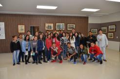 Colégio Estadual Heitor R. Kramer - 06/09/2018