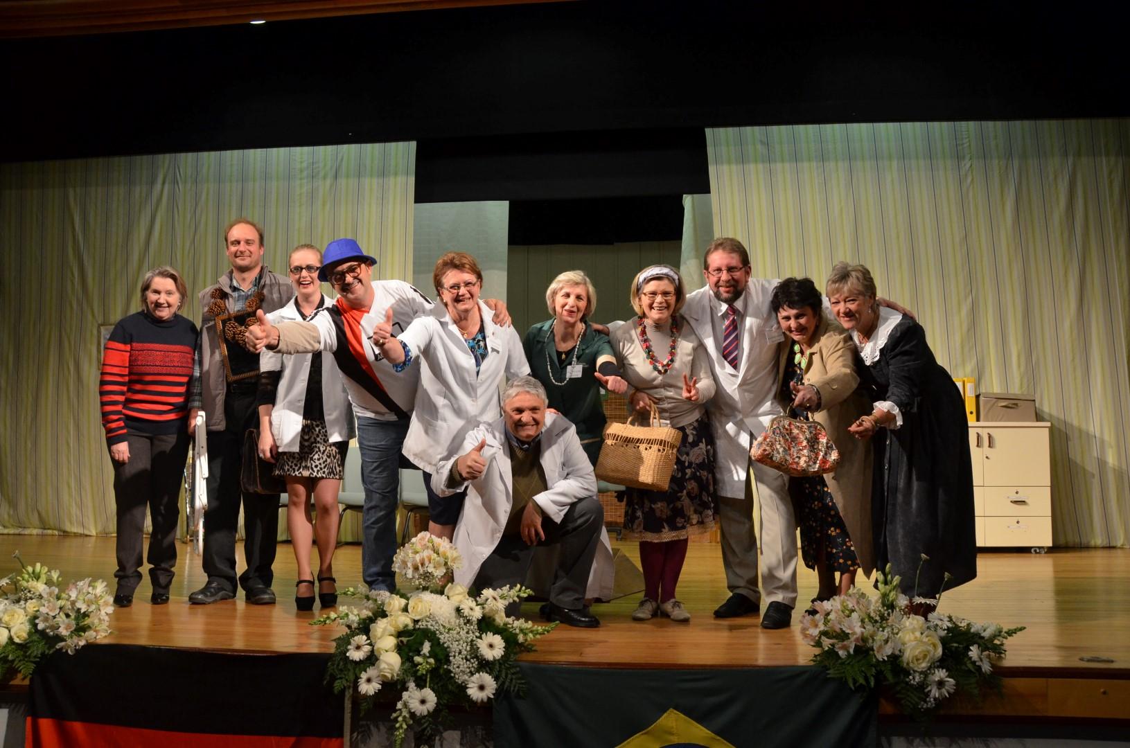 "Theater ""Hausarzt gesucht"" - 25/07/2015Theater ""Hausarzt gesucht"" - 25/07/2015"