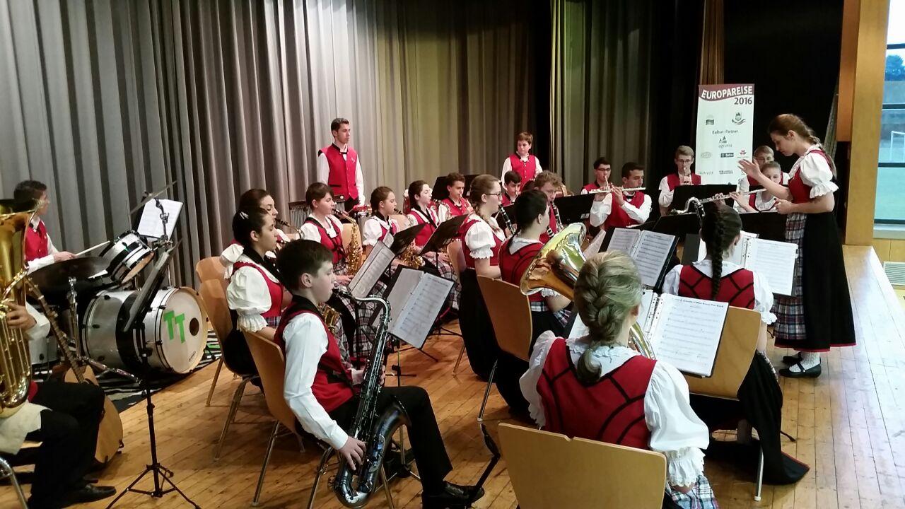 Orquestra de Sopros em Rastatt - 12.07.16Orquestra de Sopros em Rastatt - 12.07.16