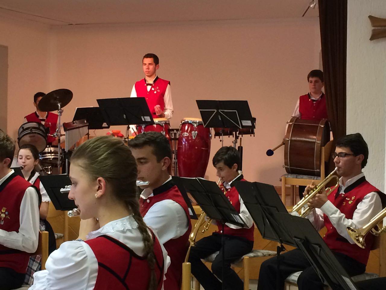 Orquestra de Sopros em Mosbach - 15/07/16Orquestra de Sopros em Mosbach - 15/07/16