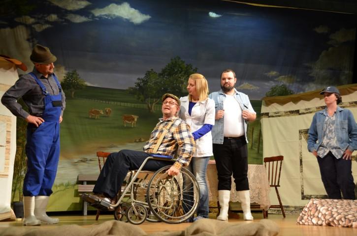 Teatro Dia da Imigração Alemã - 30.07.2016Teatro Dia da Imigração Alemã - 30.07.2016