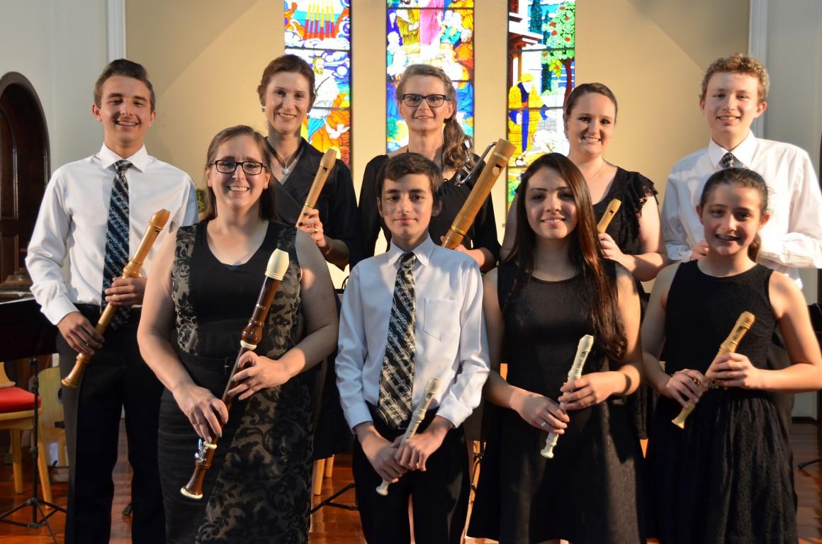 Concerto de Flautas - 02/12/2016Concerto de Flautas - 02/12/2016