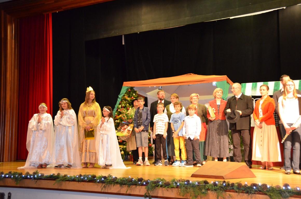 Weihnachtliches Theaterstück - 17-12-2016Weihnachtliches Theaterstück - 17-12-2016