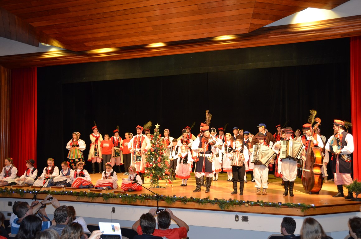 Grupo Folclórico Polonês Mazury - 18-12-2016Grupo Folclórico Polonês Mazury - 18-12-2016