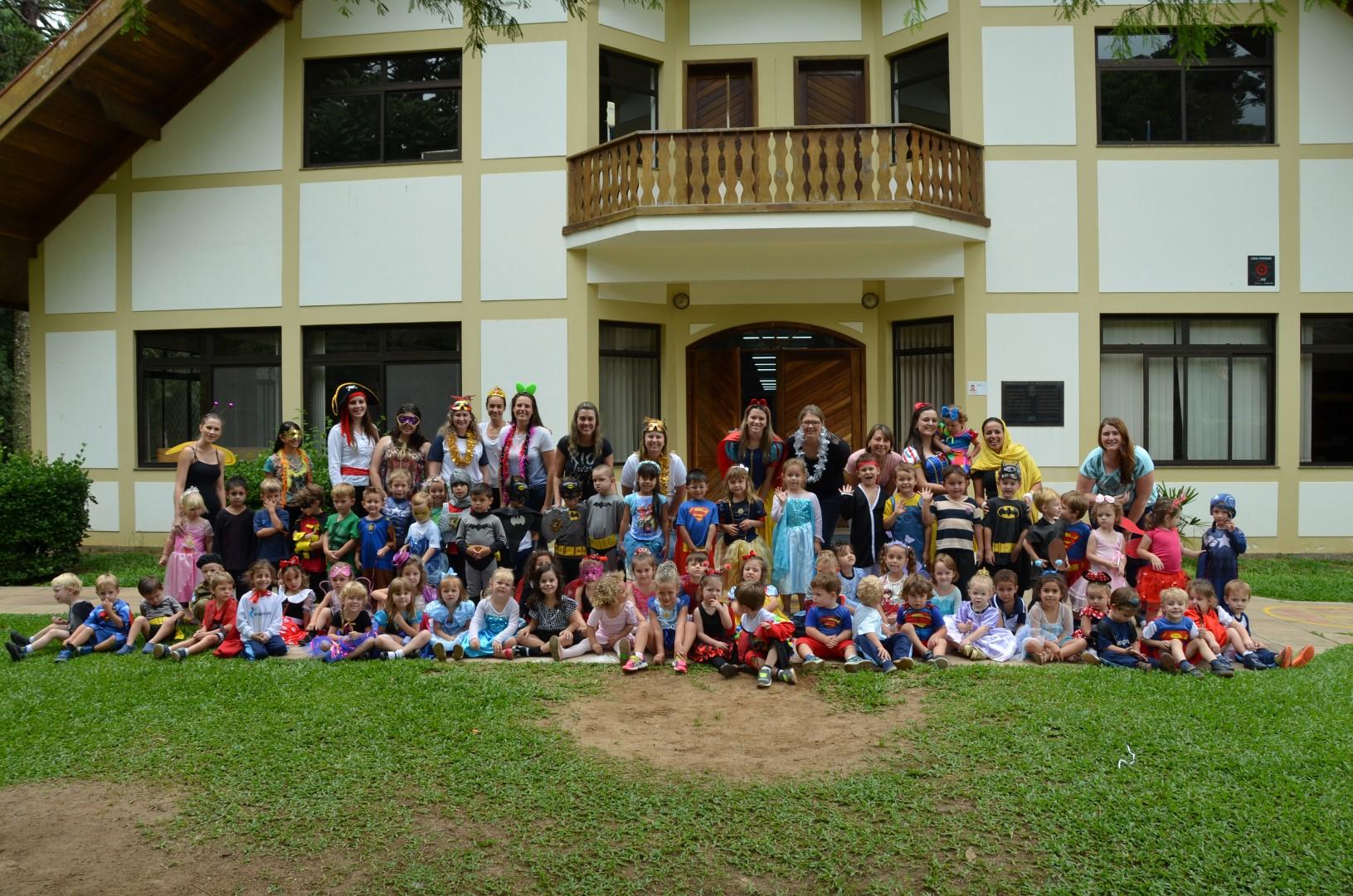 Carnaval - Educação Infantil - Colégio Imperatriz - 24/02/17Carnaval - Educação Infantil - Colégio Imperatriz - 24/02/17