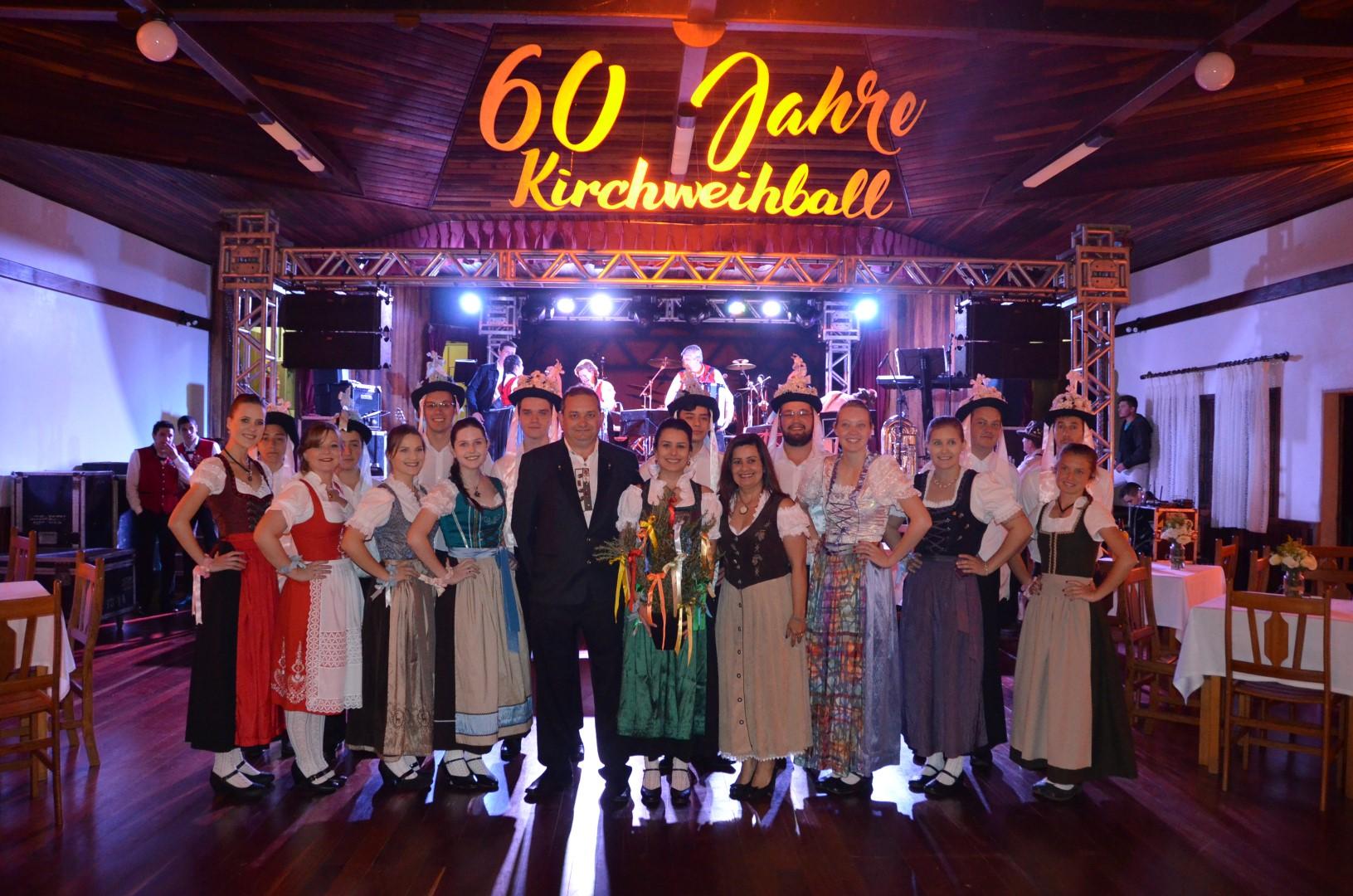 60 Jahre Kirchweihball - 19/08/201760 Jahre Kirchweihball - 19/08/2017