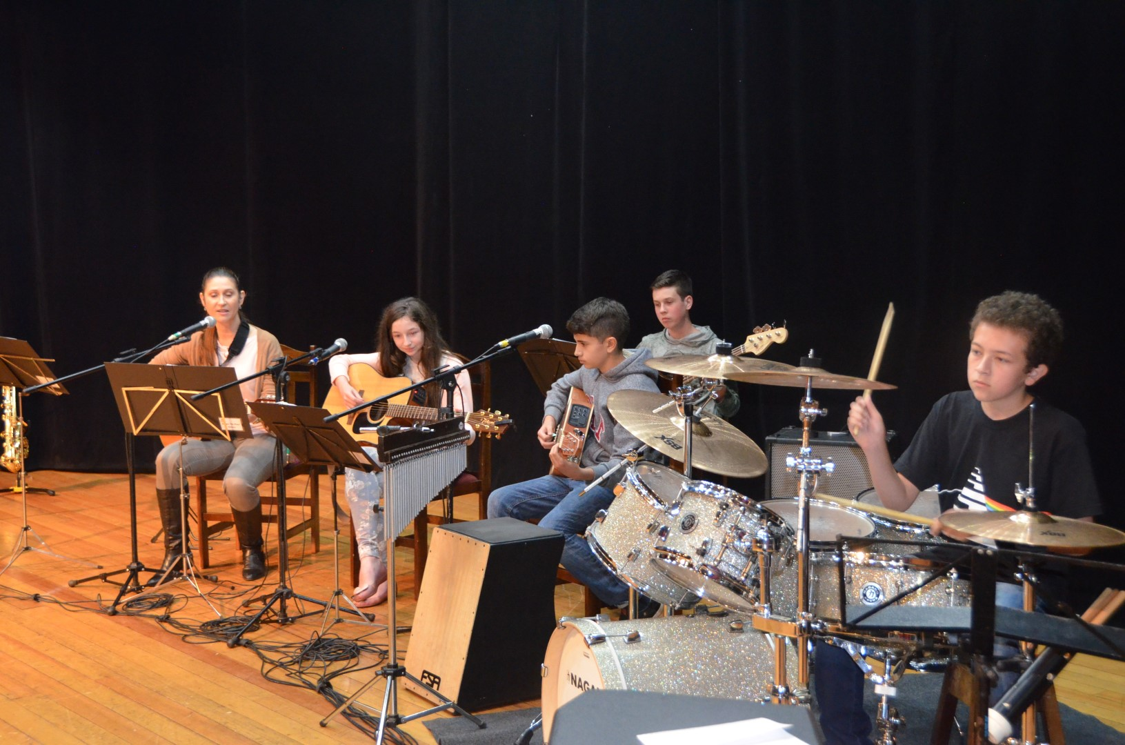 3° Recital de alunos de música - 29/9/20173° Recital de alunos de música - 29/9/2017