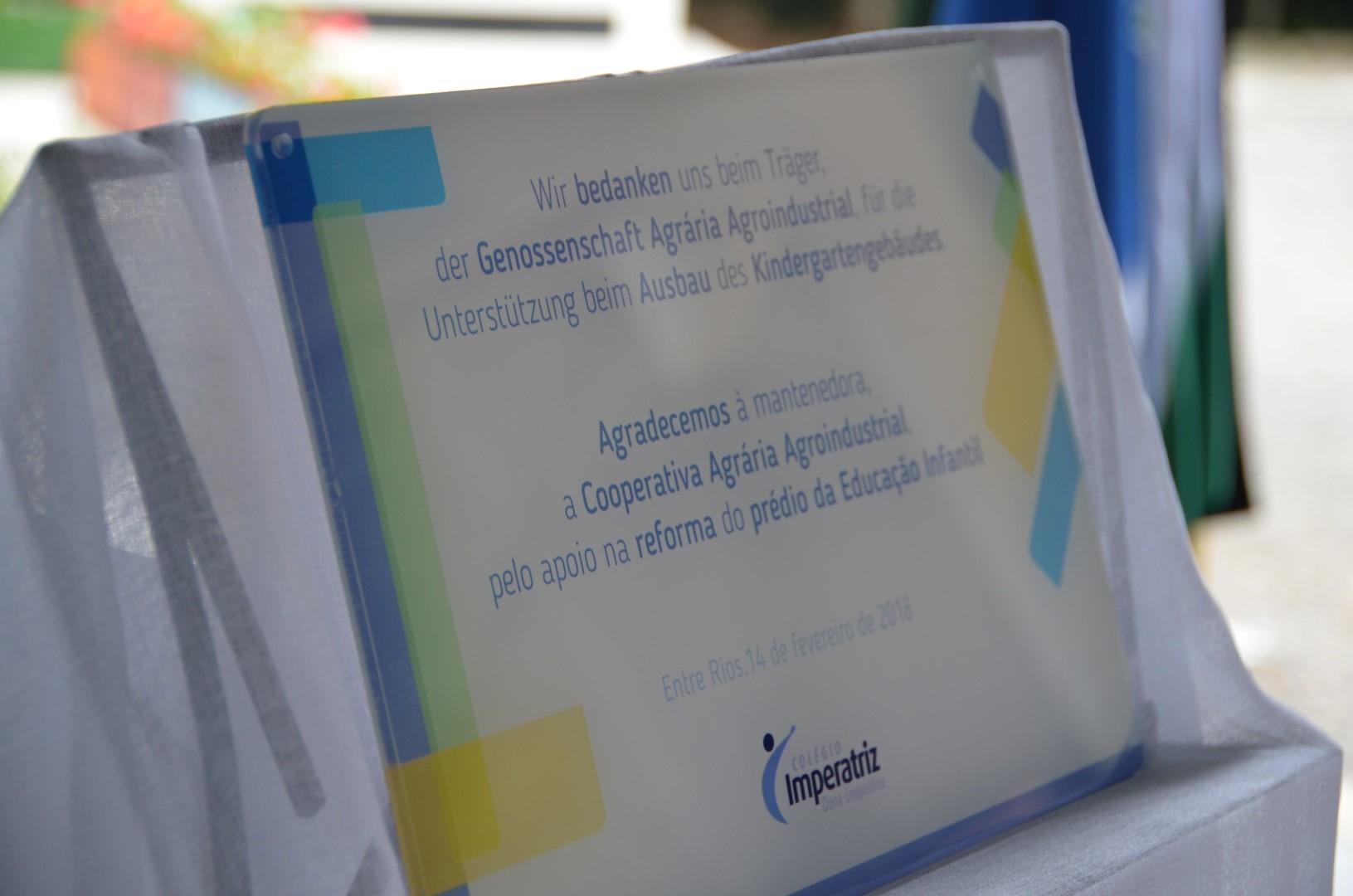Inauguração Educação Infantil - Colégio Imperatriz - 14/02/18Inauguração Educação Infantil - Colégio Imperatriz - 14/02/18