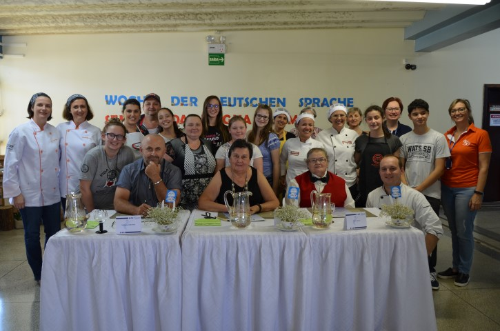 Prova Master Chef da Gincana Cultural - 14/04/2018Prova Master Chef da Gincana Cultural - 14/04/2018