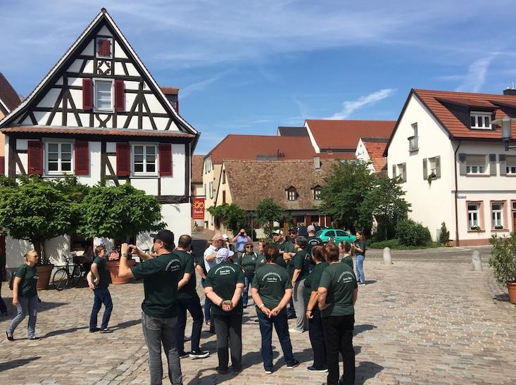 Coral Suábio - Despedida em Reutlingen e passeio em Speyer - 21/05/2018Coral Suábio - Despedida em Reutlingen e passeio em Speyer - 21/05/2018