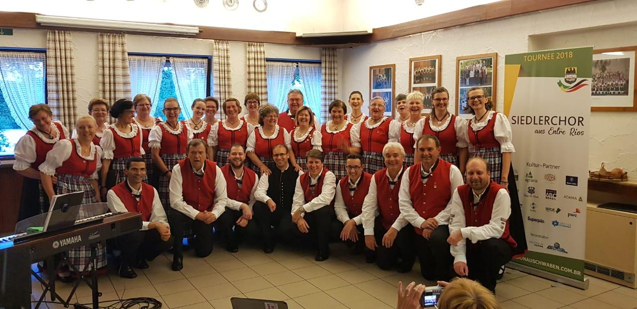 Apresentação em Mosbach - 23/05/2018Apresentação em Mosbach - 23/05/2018