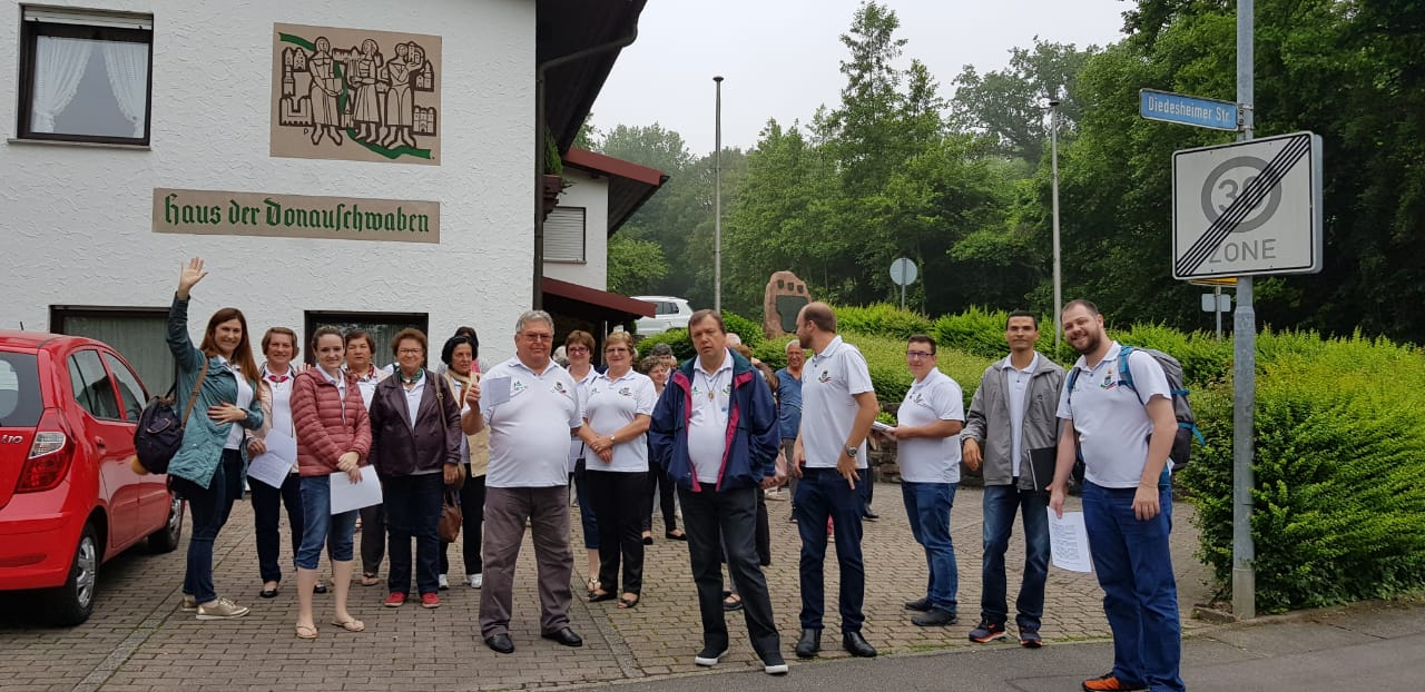 Despedida em Mosbach - 25/05/2018Despedida em Mosbach - 25/05/2018
