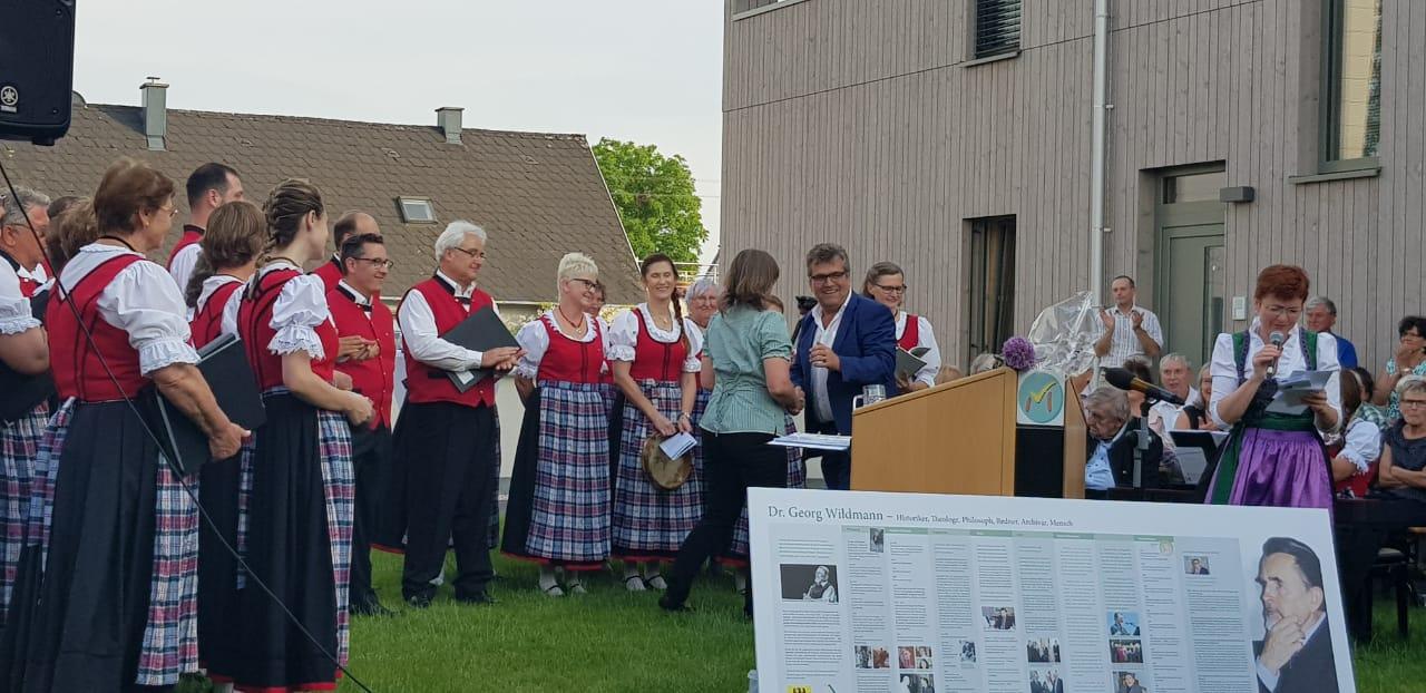 Inauguração da Biblioteca Marchtrenk - 28/05/2018Inauguração da Biblioteca Marchtrenk - 28/05/2018