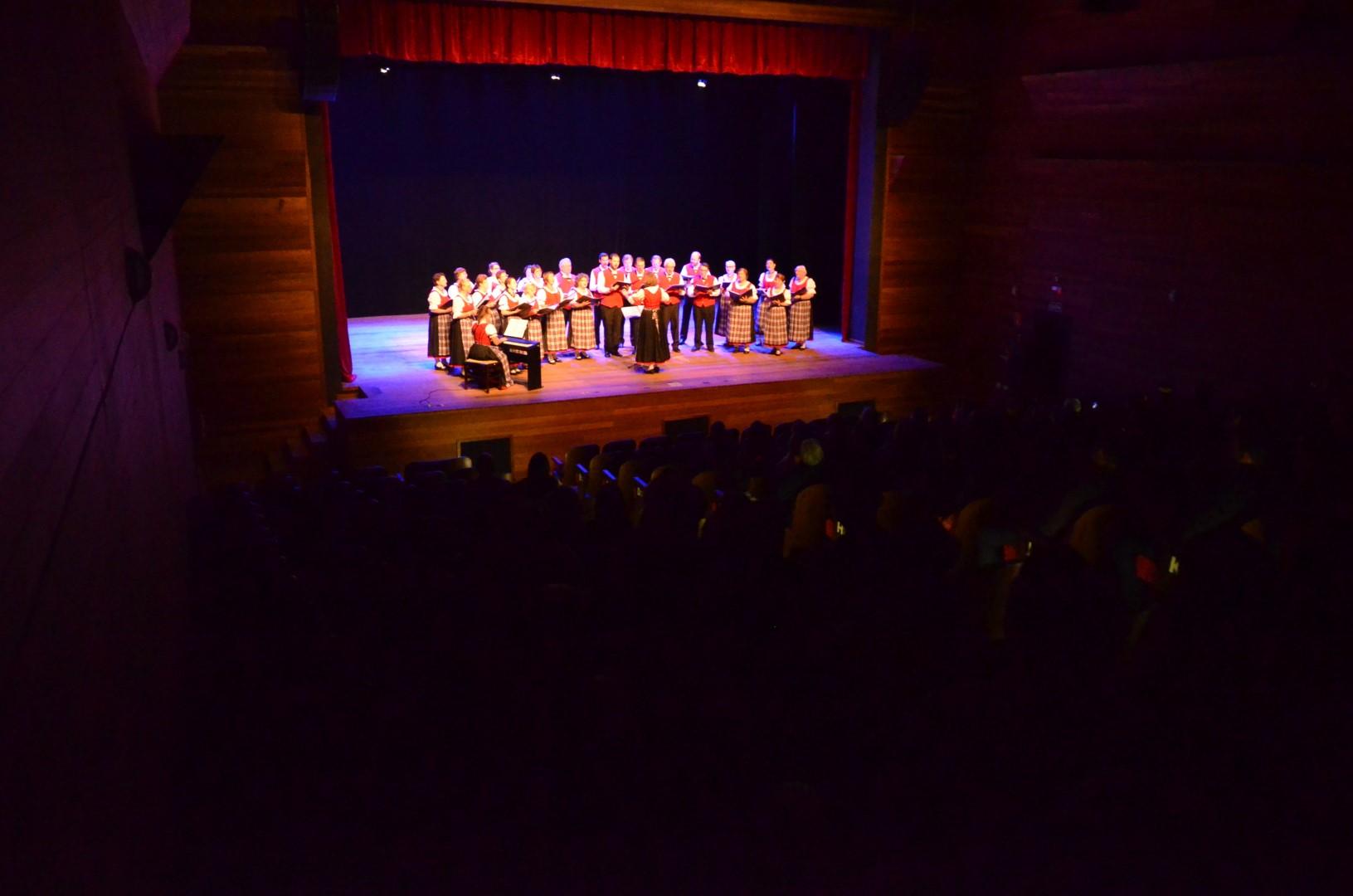 Apresentação do Coral Suábio no Teatro Municipal de Guarapuava - 22/06/2018Apresentação do Coral Suábio no Teatro Municipal de Guarapuava - 22/06/2018