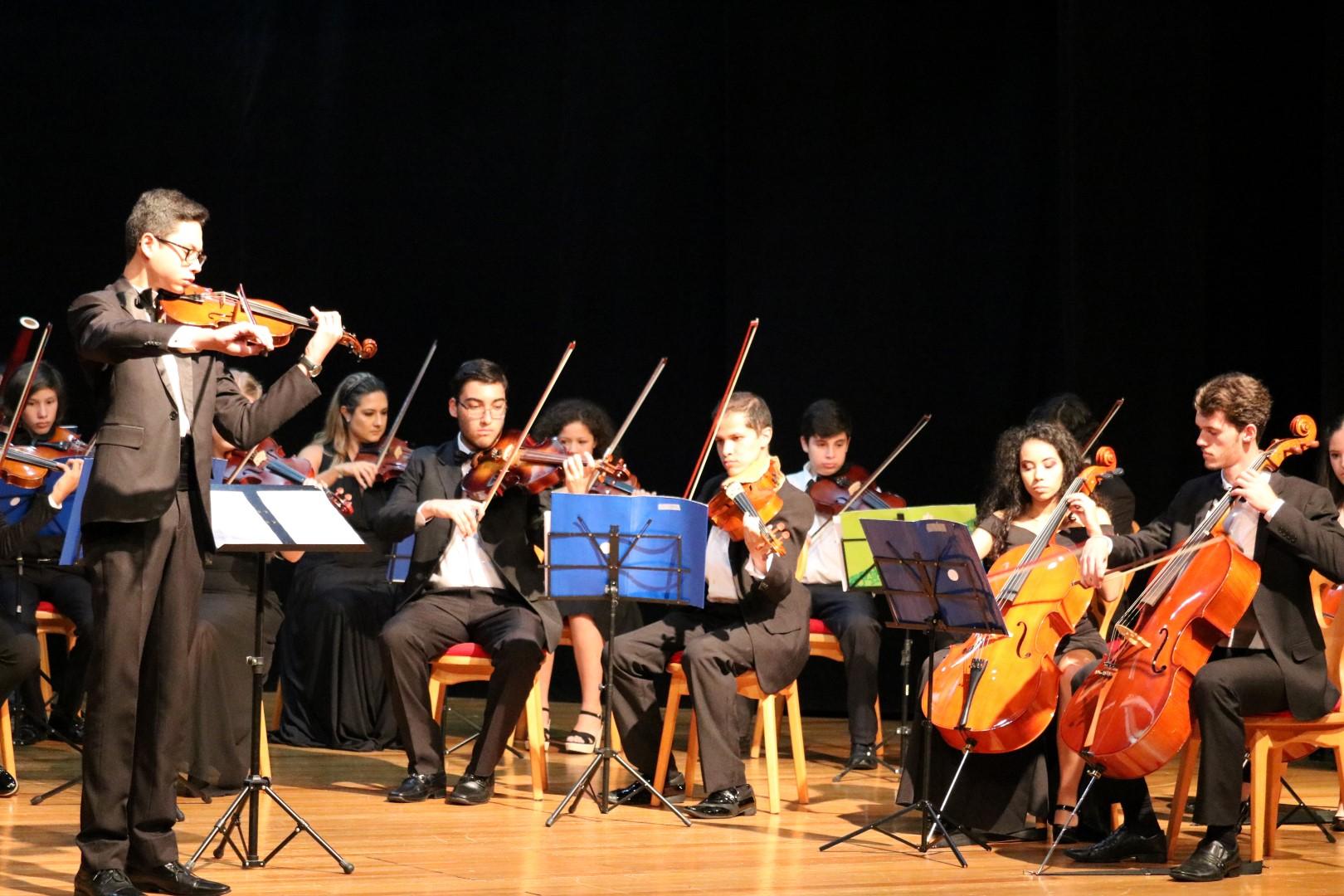 Konzert Kammerorchester von Guarapuava - 23/03/2019