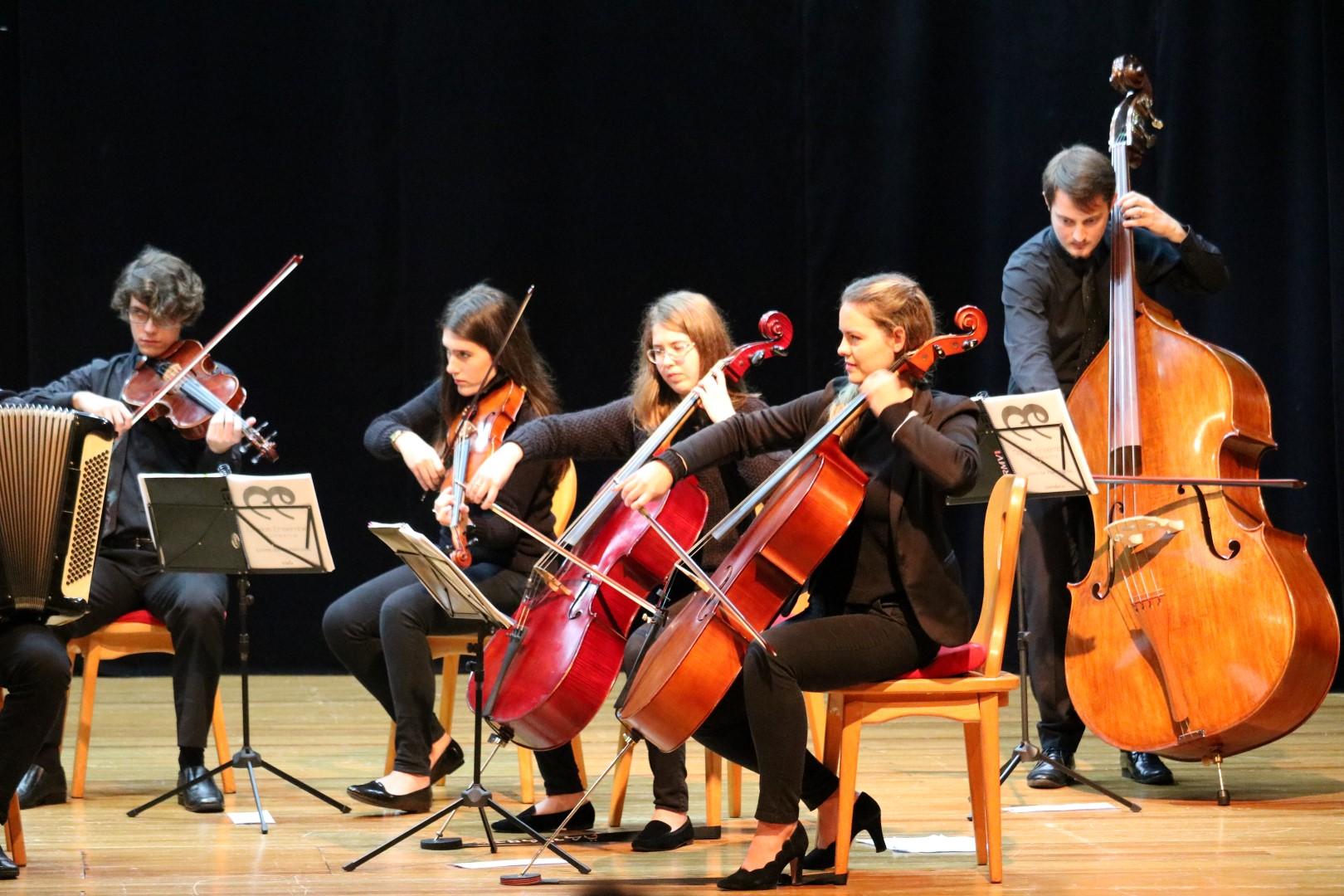 Concerto Caxias Ensemble - 19/07/2019