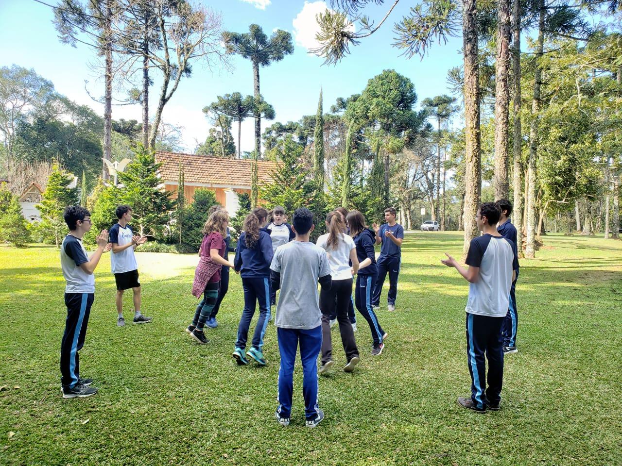 Ensaio e atividades externas grupos de dança - 01/08/2019