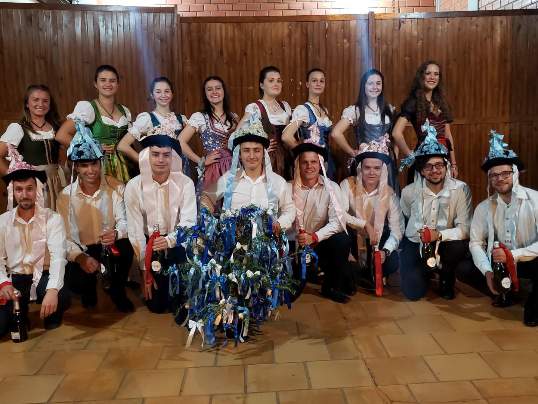 Apresentações no Baile da Festa da Igreja Samambaia - 17/08/2019