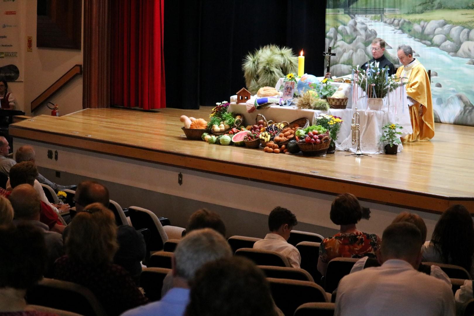 Culto ecumênico e abertura exposição - Festa da Cevada -  03/10/2019Culto ecumênico e abertura exposição - Festa da Cevada -  03/10/2019