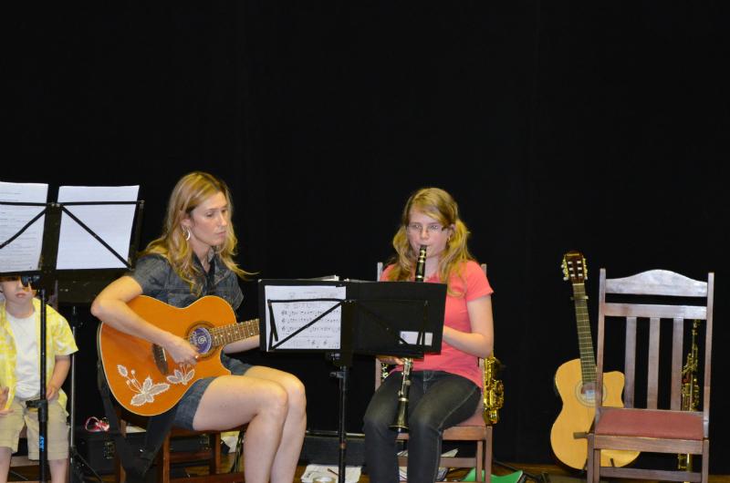 Audição MusicalAudição Musical