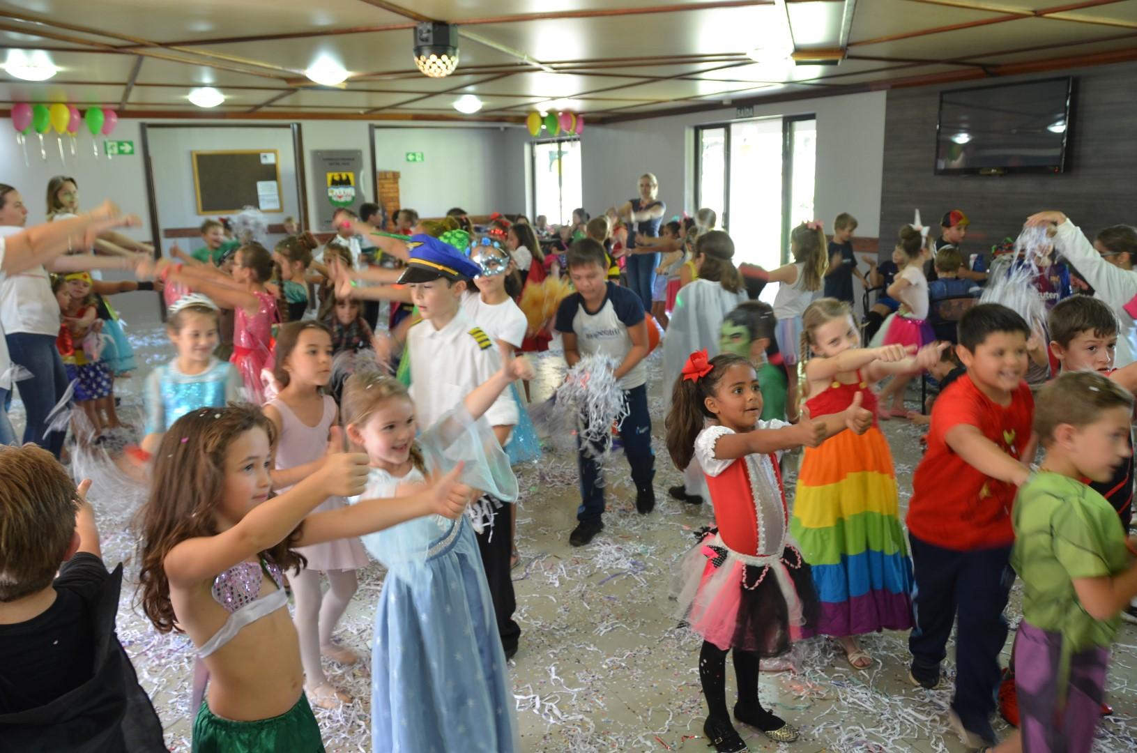 Carnaval infantil - 21-02-2020