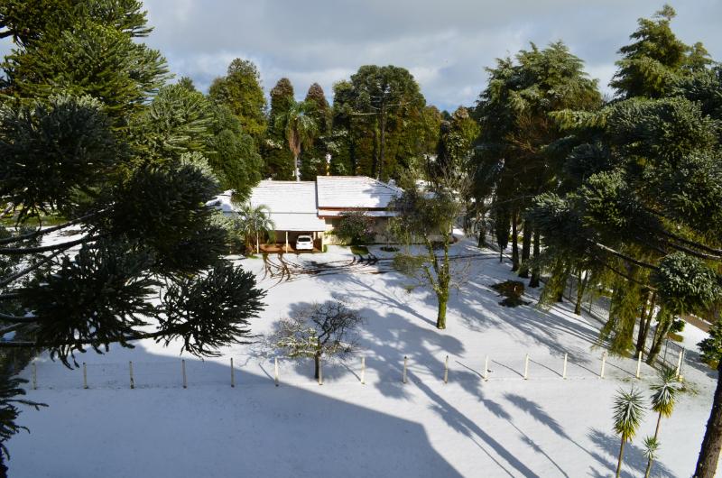 Neve em Entre RiosNeve em Entre Rios