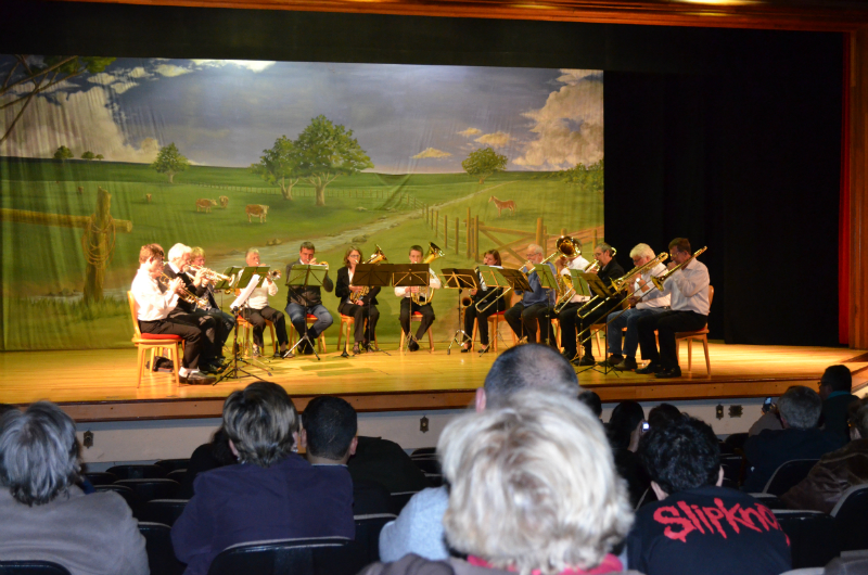 Concerto com Posaunenchor WalsrodeConcerto com Posaunenchor Walsrode
