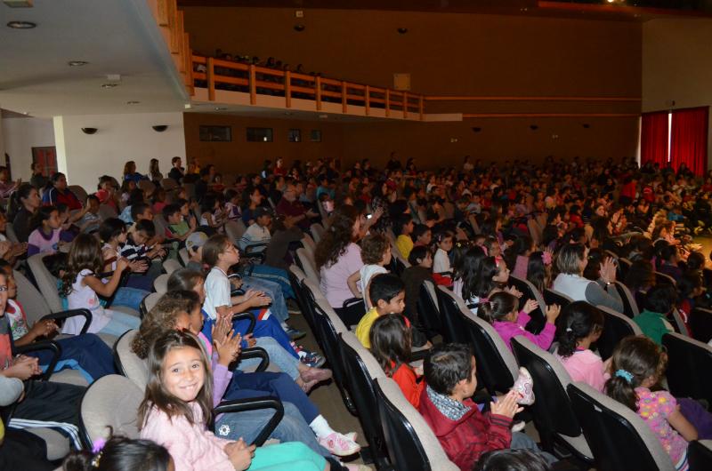 Apresentação para alunos de Entre RiosApresentação para alunos de Entre Rios