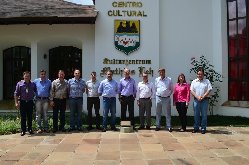 Visita parceiro cultural - FertiparVisita parceiro cultural - Fertipar
