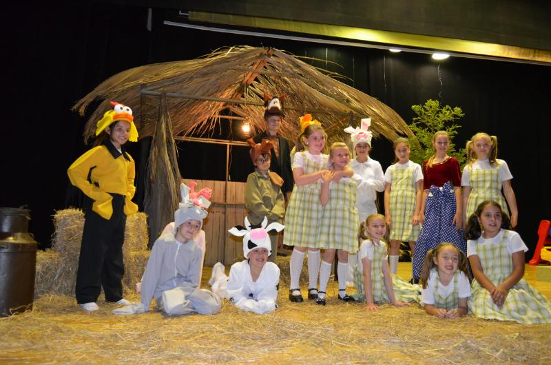 Peça de Teatro InfantilPeça de Teatro Infantil
